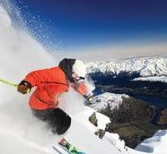 Ski in New Zealand