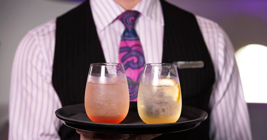 Air NZ shakes up Cocktail Hour for Dry July