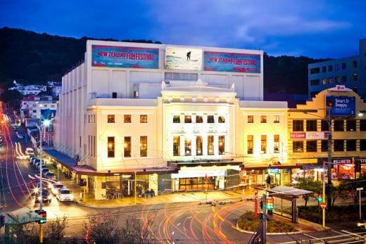 Embassy Theatre, Wellington.