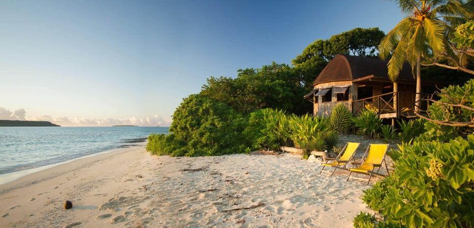 Mounu Island, Tonga.