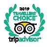 Trip Advisor 2019 Travellers' Choice Logo