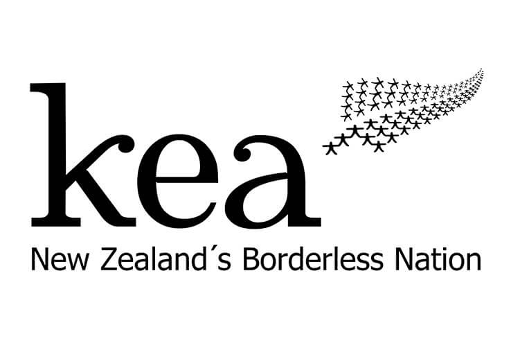 Kea logo.