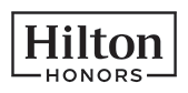 Hilton Honors logo.
