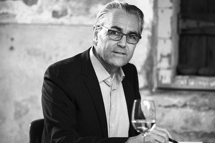 John Belsham, wine consultant