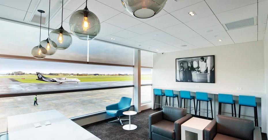 Hamilton Regional Lounge.