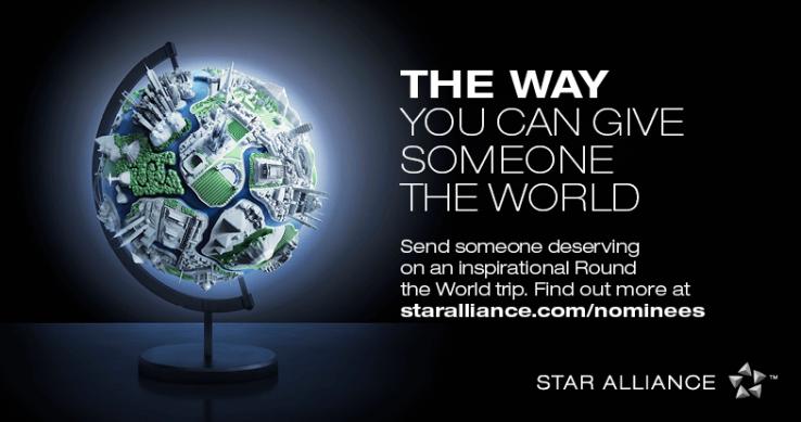 Star Alliance banner.