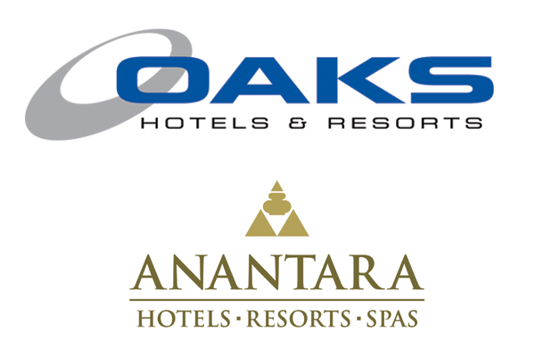 Oaks and Anantaria logo.